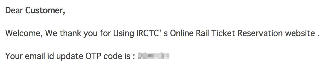 IRCTC-18