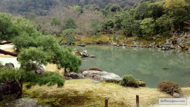 3 Hari Keliling Kyoto - Tenryuji Zen Temple 1