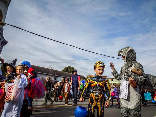 Edison Halloween Parade-25