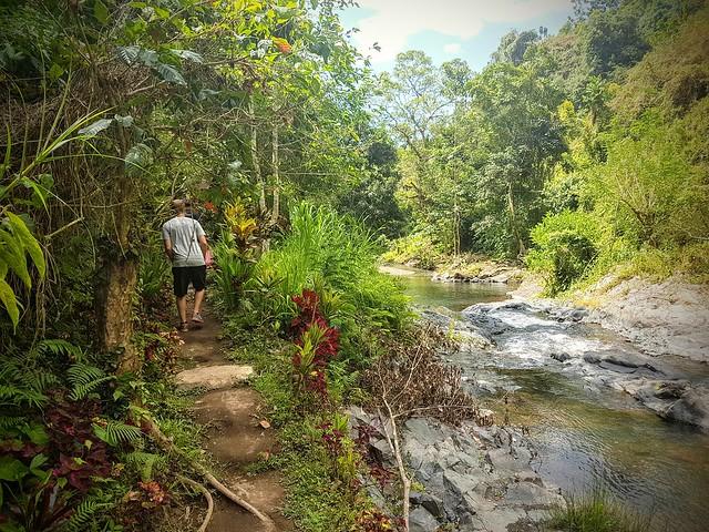 Les cascades d'Aling-Aling