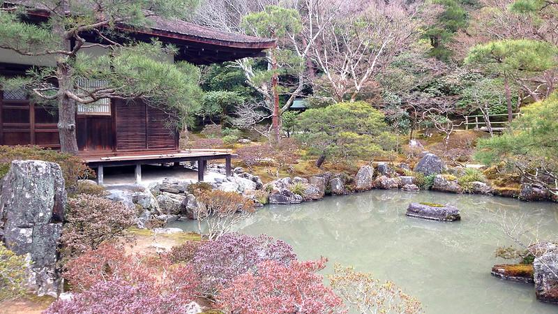3 Hari Keliling Kyoto - Ginkakuji Temple 1