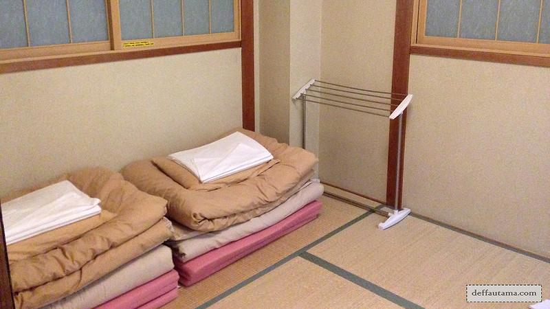 3 Hari Keliling Kyoto - J Hoppers Kyoto Guesthouse