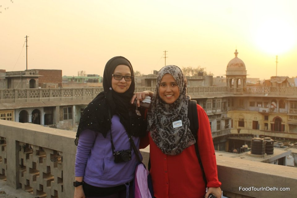 Tour of Old Delhi