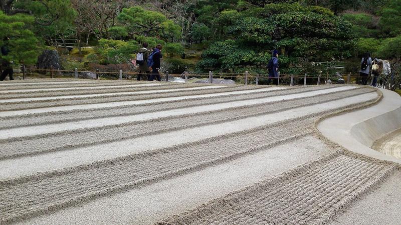 3 Hari Keliling Kyoto - Ginkakuji Temple 2