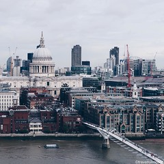 #city #views from #tatemodern #visitlondon #london #thisislondon #igerslondon #vsco #vscocam #wanderlust #guardiantravelsnaps #guardiancities #travel #travelgram #england #timeoutlondon #uk #bbctravel #city #citytrip #vscolondon #exploremore #shotoniphone