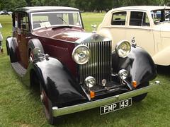Rolls Royce 20-25 Saloon - 1934