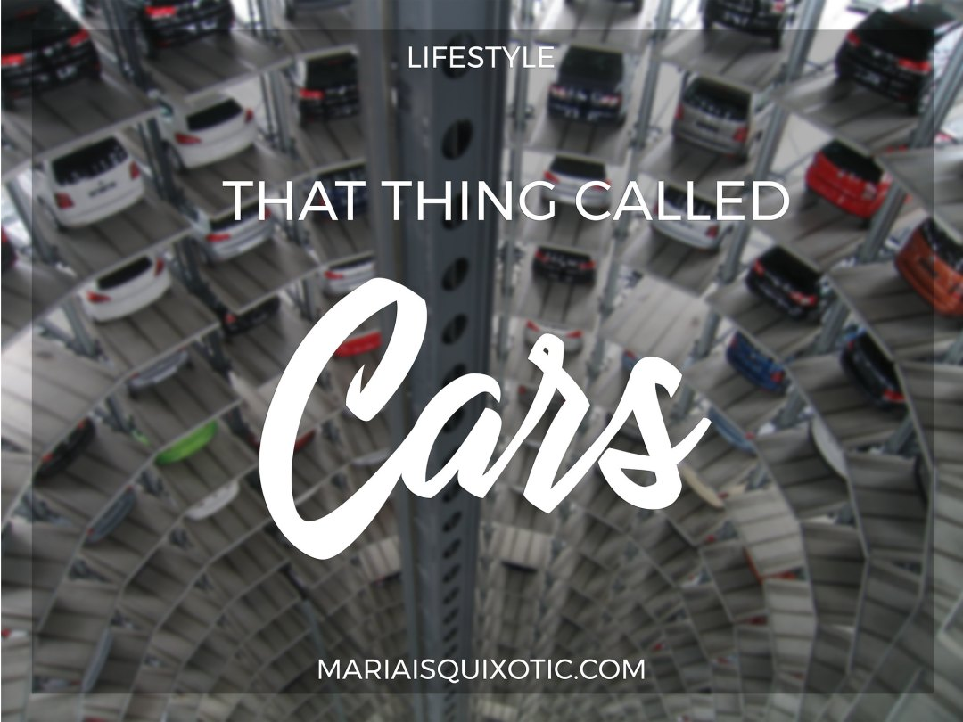 That Thing Called Cars