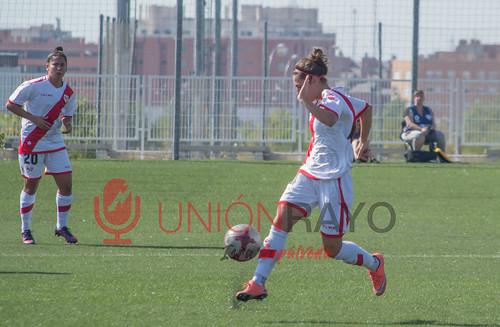 Rayo Femenino 1-1 Sevilla FC