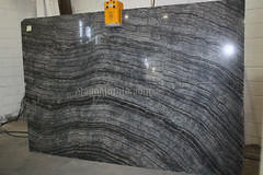 Kenya Black 2cm  marble slabs for countertops