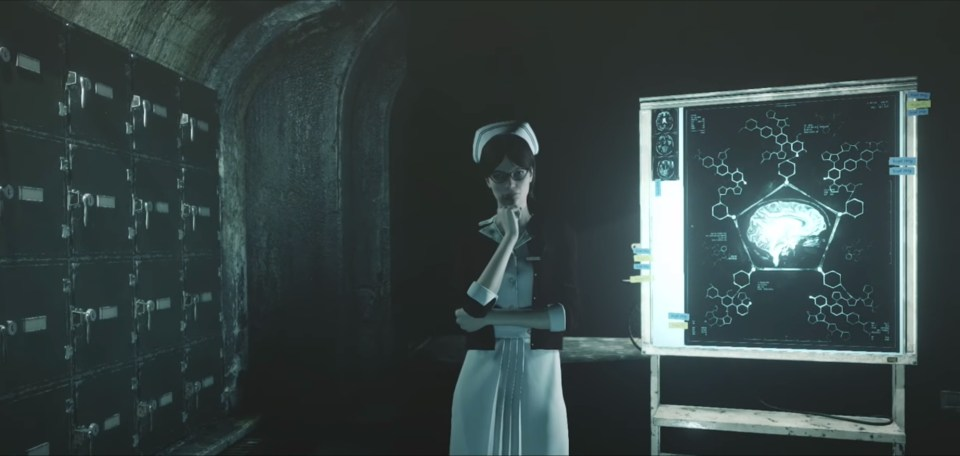The Evil Within 2 - Tatiana
