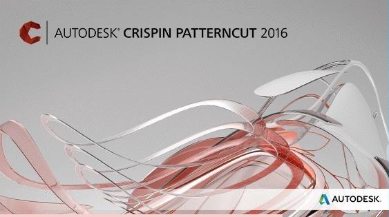 Autodesk (ex Delcam) Crispin PatternCut 2016 R1 full crack