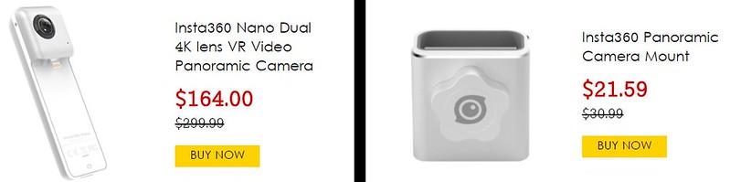 Insta 360を世界一安く買う方法 (7)