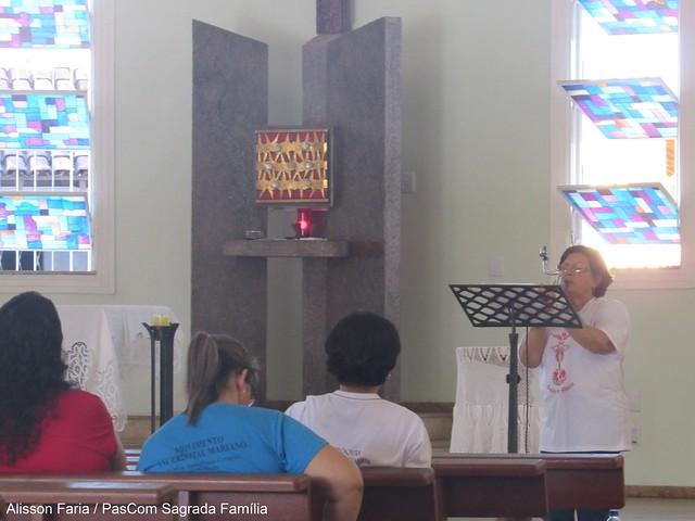 Tarde de Oração e Celebração dos 300 anos de Nossa Senhora Aparecida