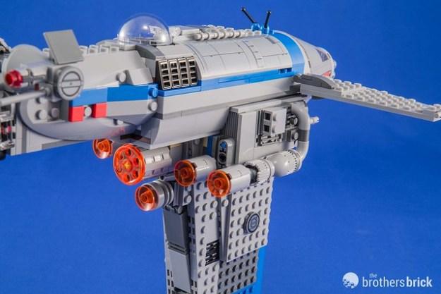 75188 Resistance Bomber