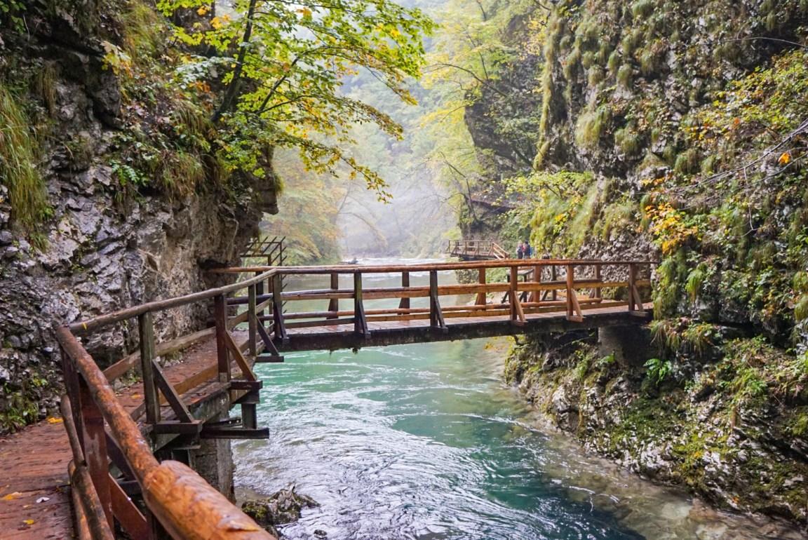Vintgar, Slovenia