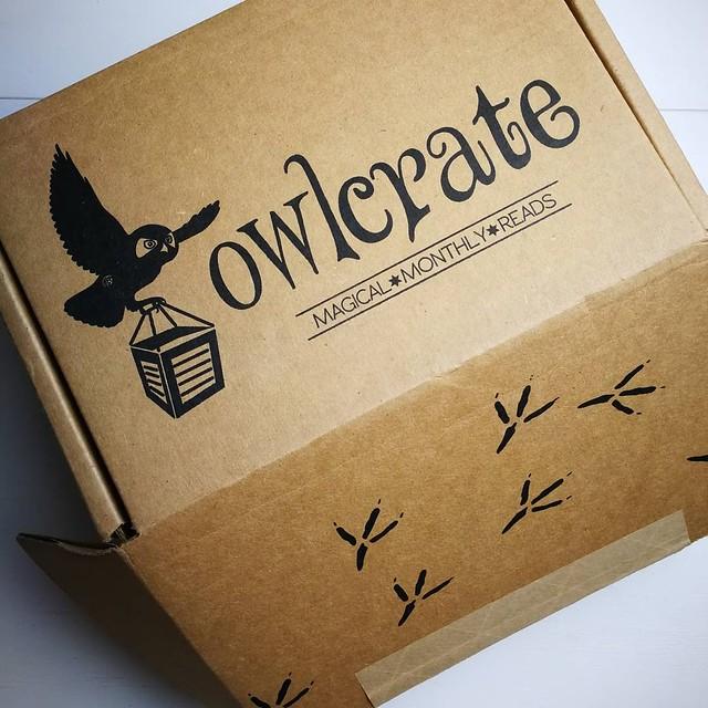Owlcrate October 2017