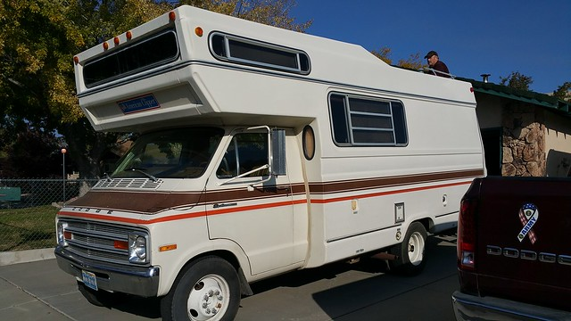 New Camper for road trips