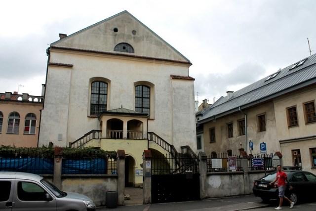 Kasimierz Barrio Judío de Cracovia