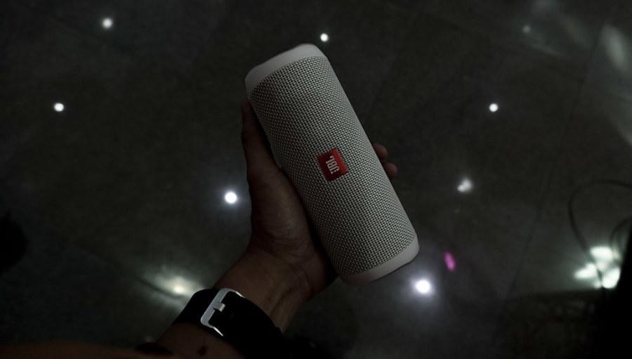 JBL Harman Bluetooth Speaker JBL Pulse 3 (12 of 19)