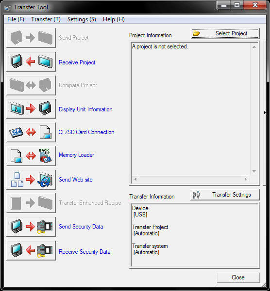 Working with Pro-face GP-Pro EX v4.07.300 full crack