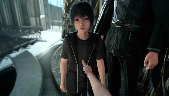 Final Fantasy XV Episode Ignis - Noct meets Ignis