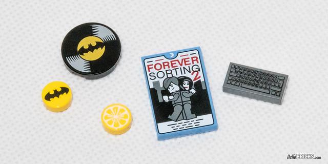 REVIEW LEGO 70922 The Joker Manor (The LEGO Batman Movie)