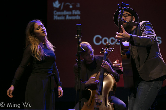2017 Canadian Folk Music Awards - Night 2