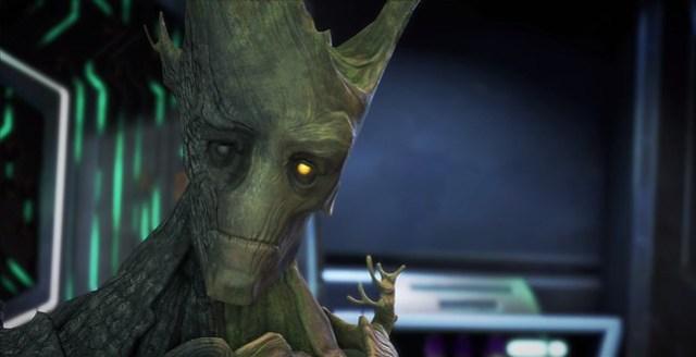 Galaxy Episode 5 Guardians - Groot