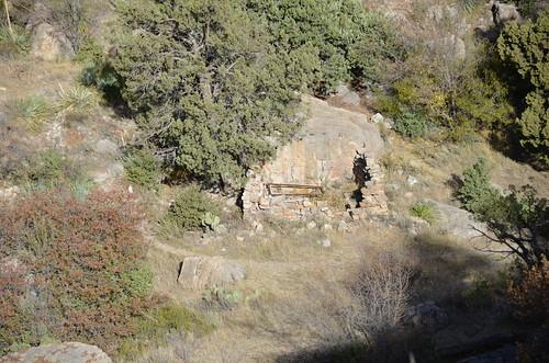 17 Oliver Lee State Park an old line hut