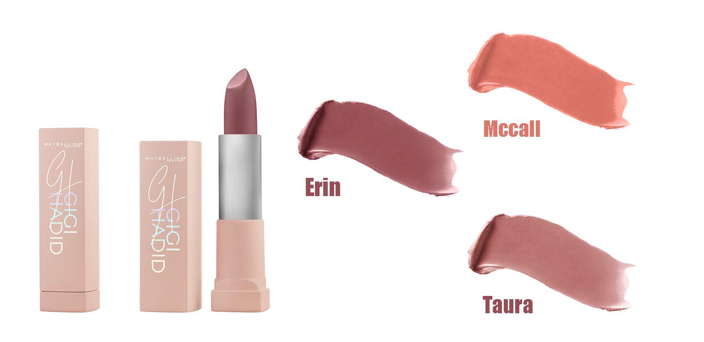 8 Gigi Hadid x Maybelline Philippines East Coast Glam Lipsticks - Gen-zel She Sings Beauty