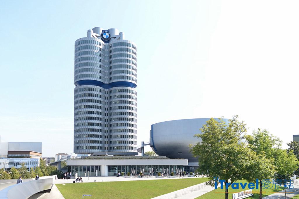 慕尼黑景点 BMW Welt宝马世界 (1)