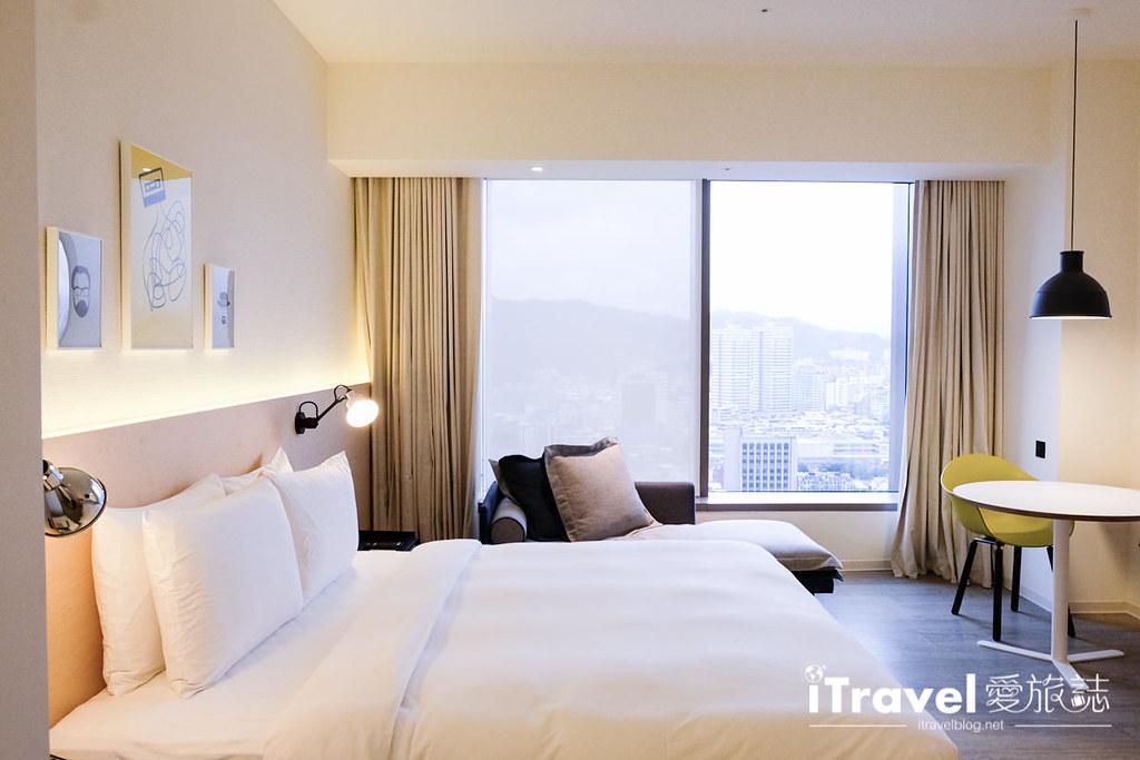 台北松山意舍酒店 amba Taipei SongShan (51)
