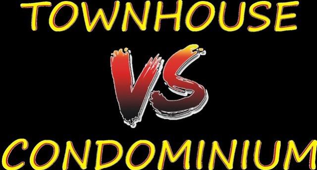 Perbedaan townhouse dengan condominium