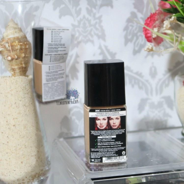 Wet 'n' Wild Photo Focus Foundation For Oily Skin
