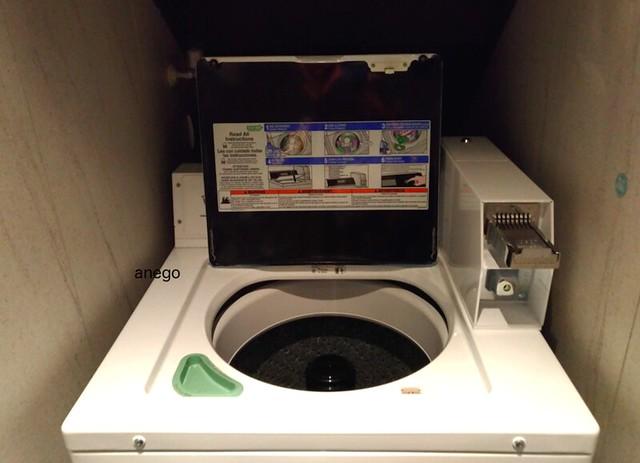 relax 5 洗濯機