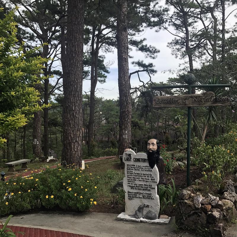 20171109_093143 Baguio - Cemetery of Negativism