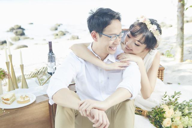 Sherman Phua and Jacelyn Phang