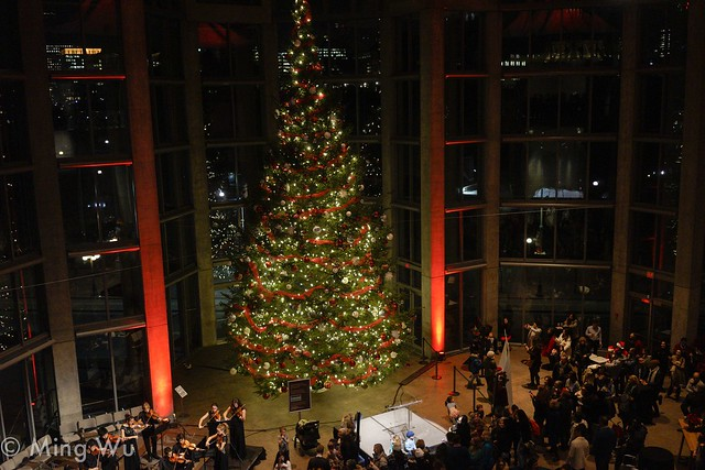 Christmas Tree Lighting 2017 @ National Gallery of Canada