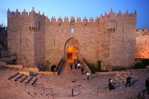gate-of-damascus-676492_1280
