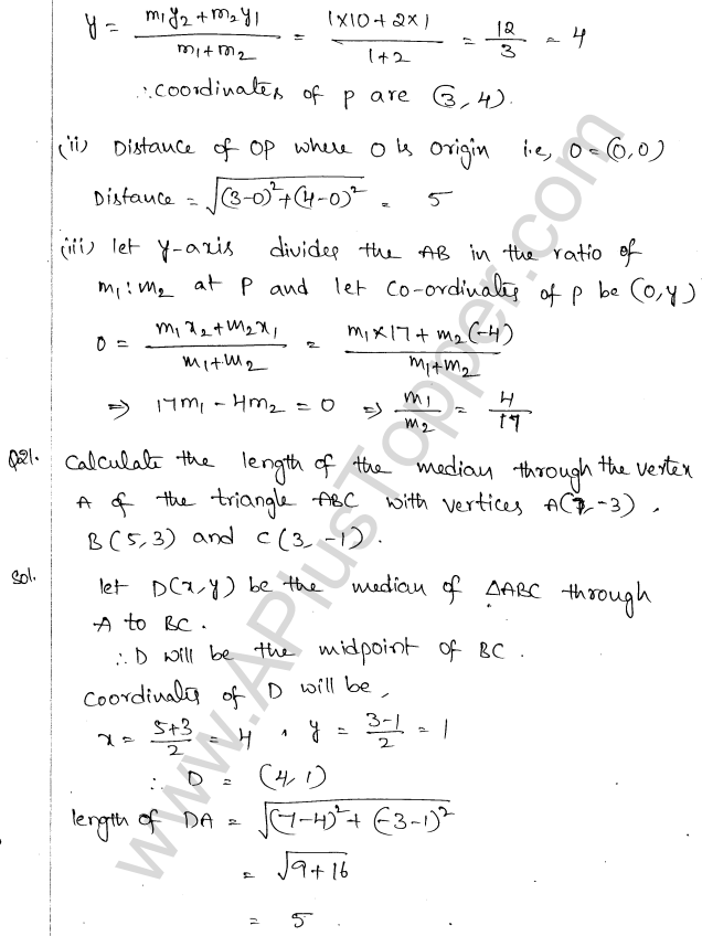 ml-aggarwal-icse-solutions-for-class-10-maths-chapter-11-section-formula-25