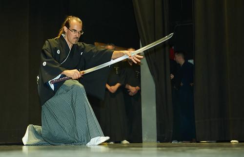 Musô Jikiden Eishin ryû iaijutsu