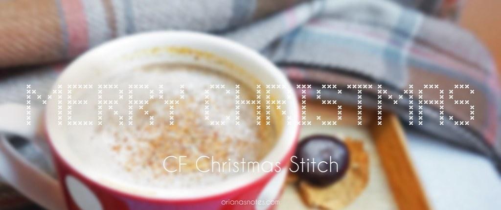 CF Christmas Stitch