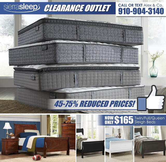 Sierra Sleep Gallery & Beds Collage_NEW_Black Friday
