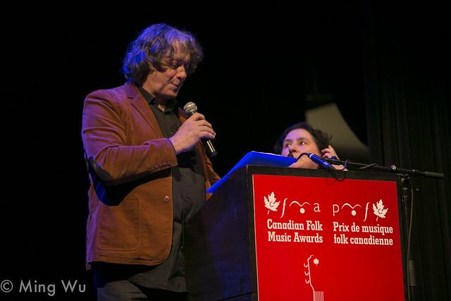2017 Canadian Folk Music Awards - Night 2