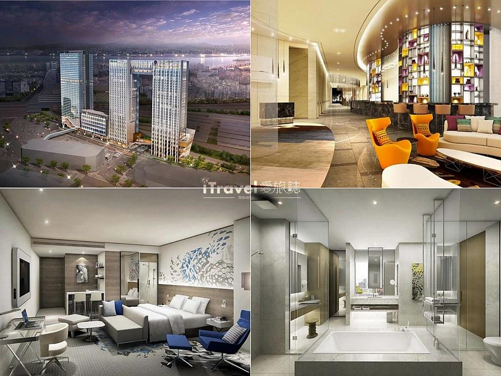Novotel Suites Ambassador Seoul Yongsan