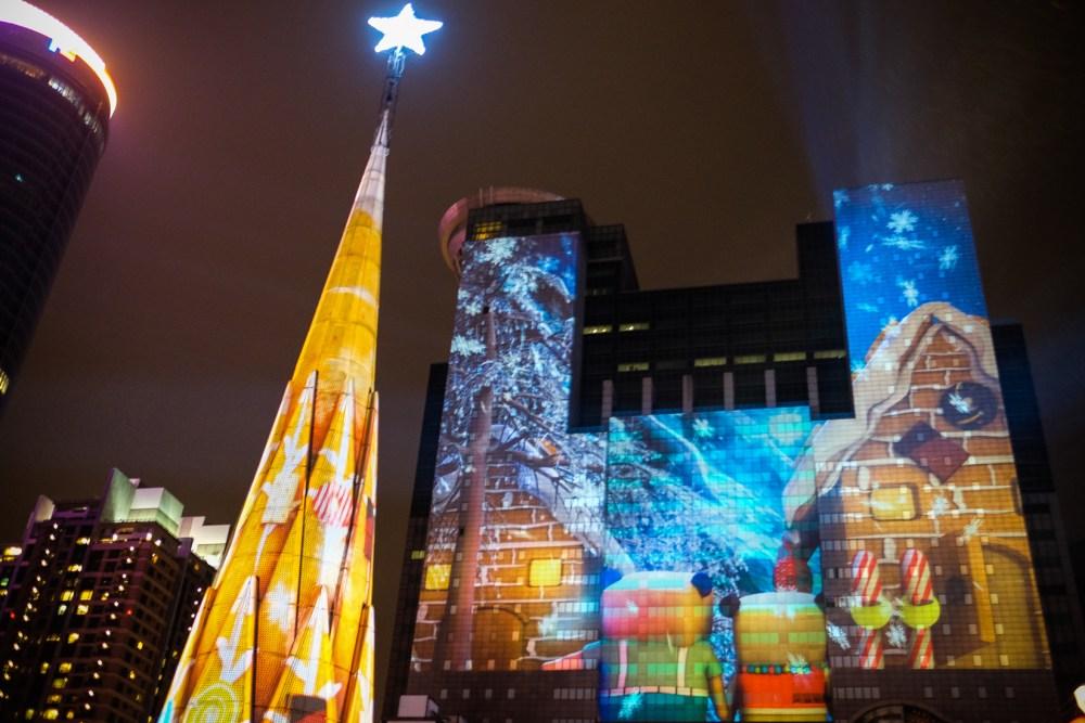 Taiwan Taipei Christmas Land-2