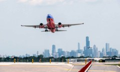 Chicago Midway Airport - Southwest Airlines - 737's