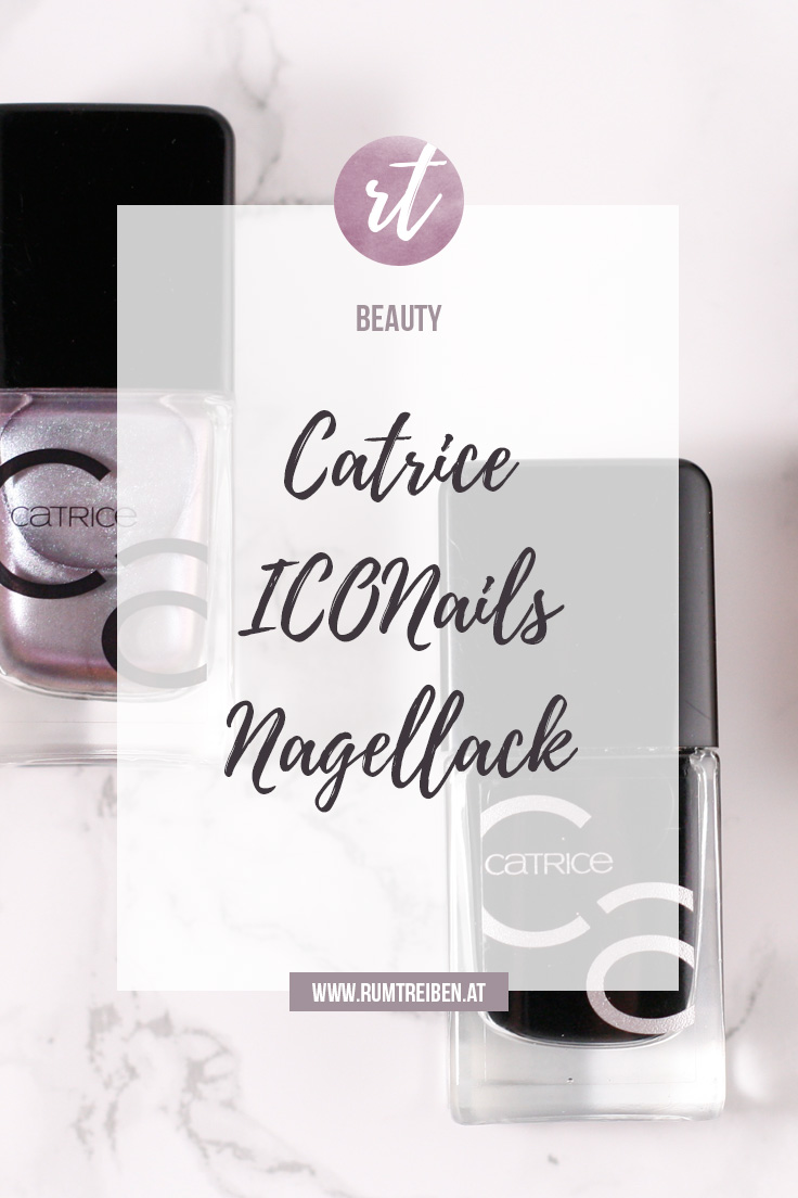 Catrice ICONails Nagellack Review