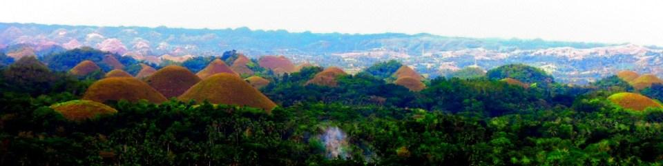 Chocolate-Hills-landscape