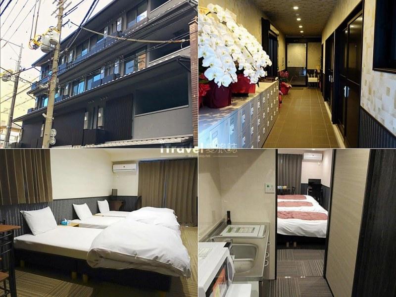 《京都訂房筆記》2017年22間全新開業酒店與旅館住宿